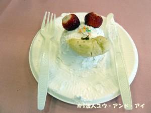 ドームケーキ5